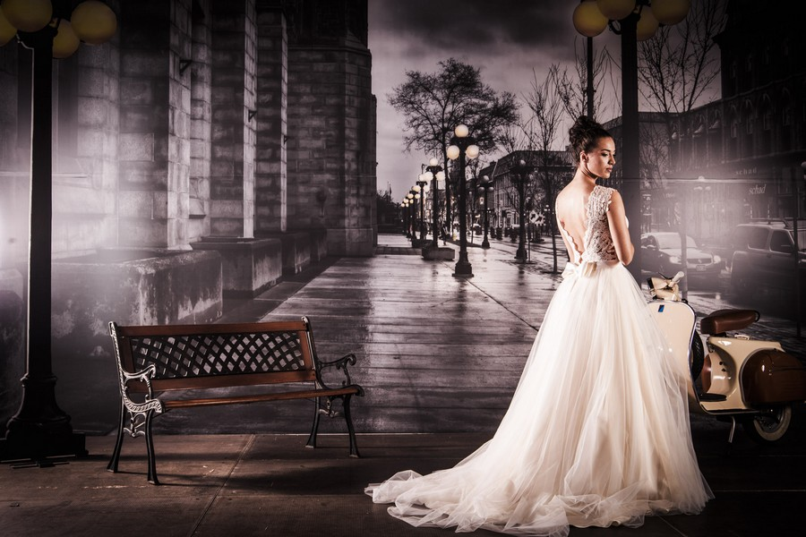 Photo Shooting @ Wedding Fashion Thessaloniki